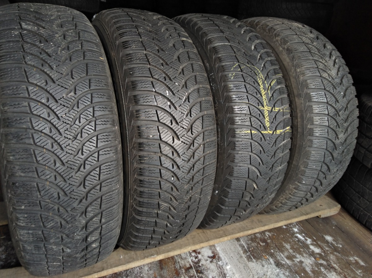 Michelin Alpin A 4/ 195/65R 15