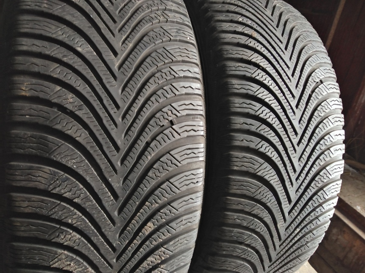 Michelin Alpin 5. 225/50R 17