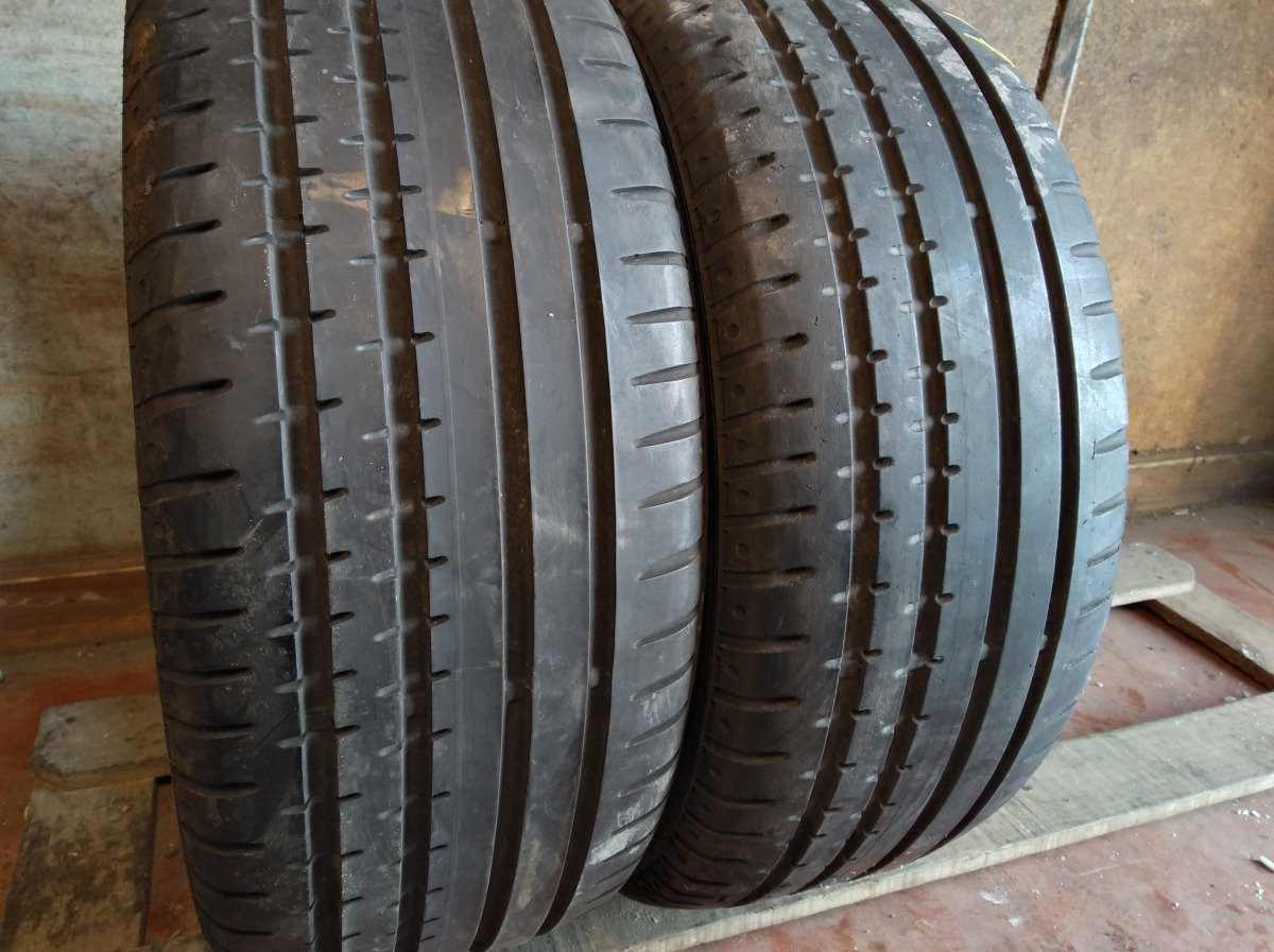 Continental SportContact 2. 225/50R 17