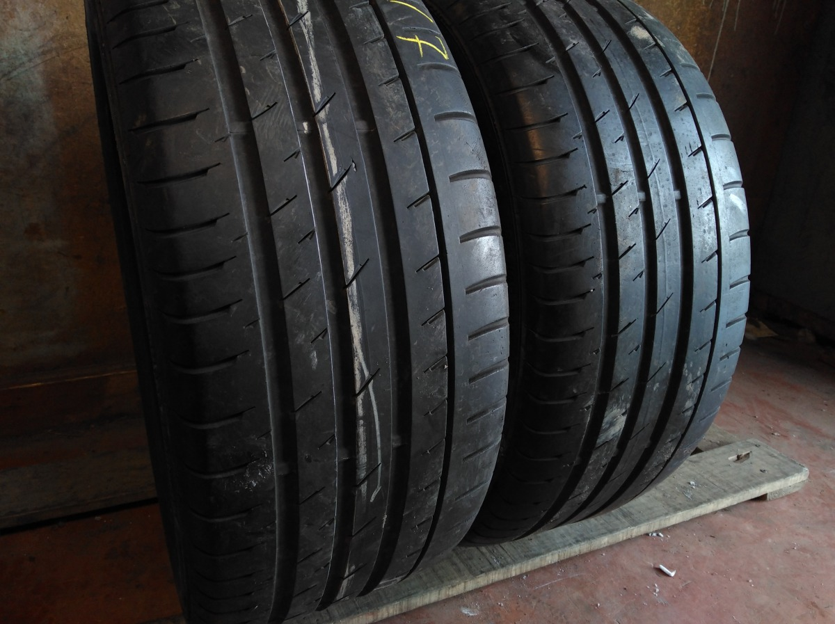 Continental Conti Sport Contact 3. 245/45R 17