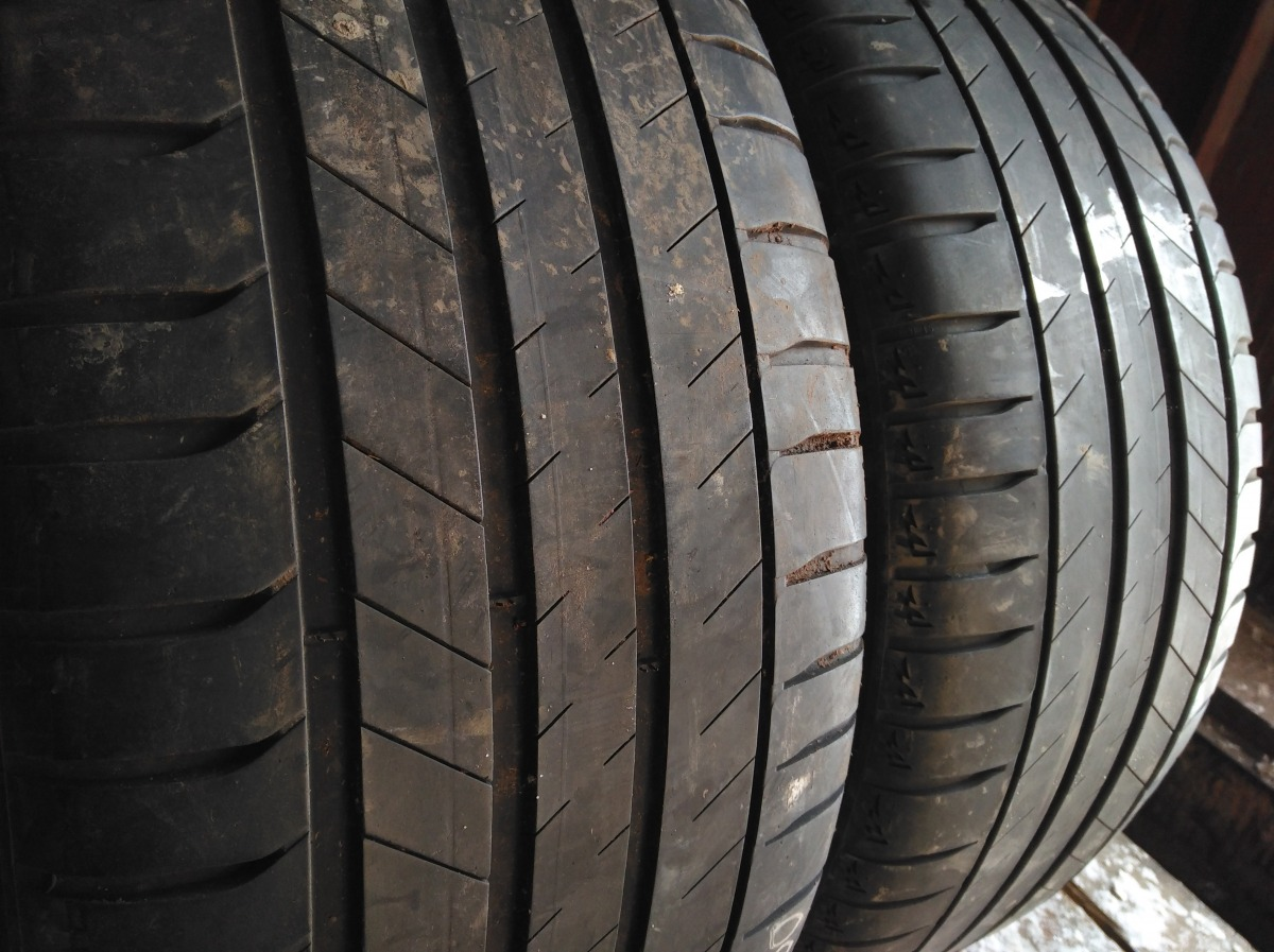 Michelin Latitude Sport 3 255/50R 19