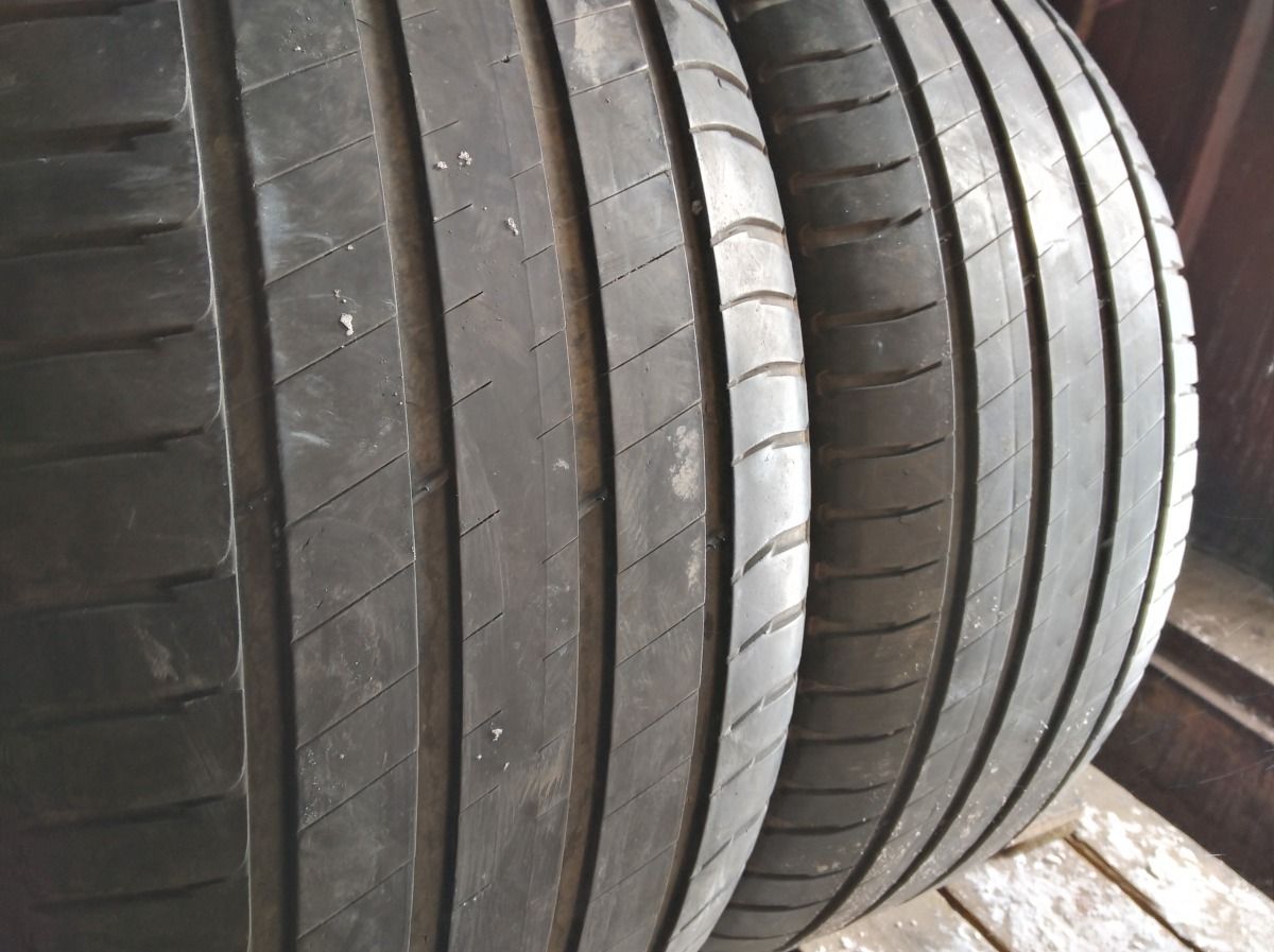 Michelin Latitude Sport 3 275/45R 20