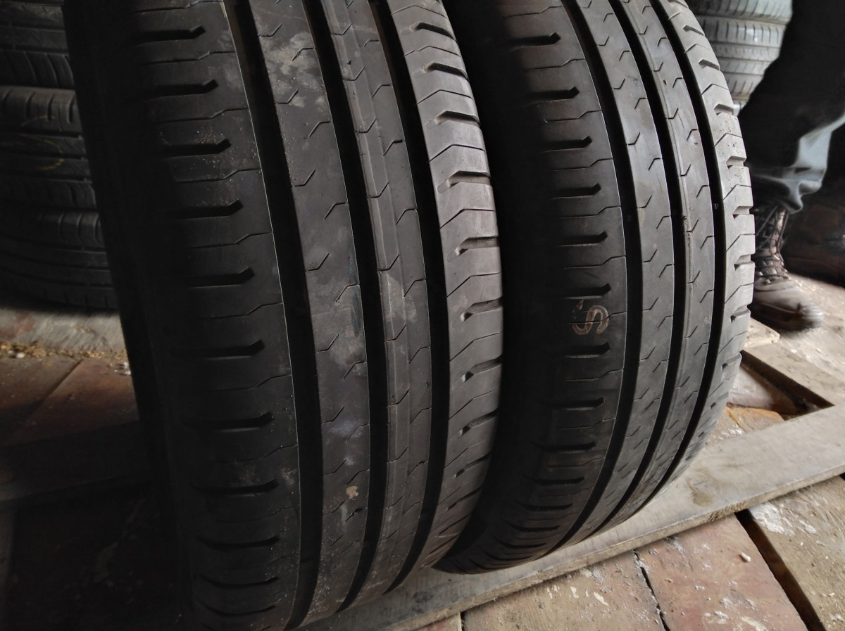 Continental ContiEcoContact 5 195/60R 15