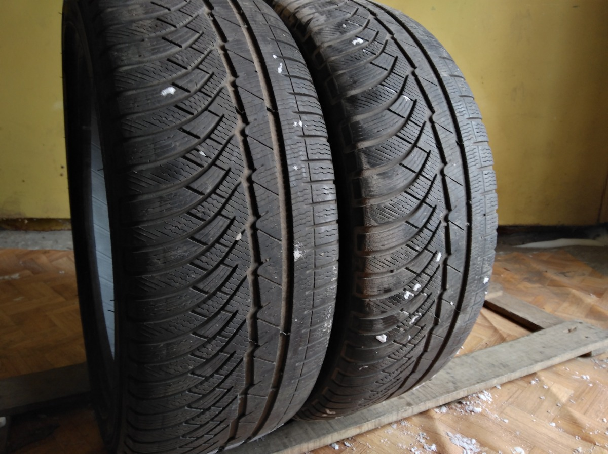 Michelin Pilot Alpin PA 3 245/45R 19