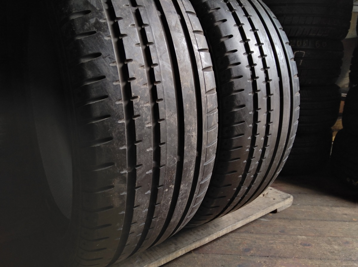 Continental SportContaсt 2 235/45R 18