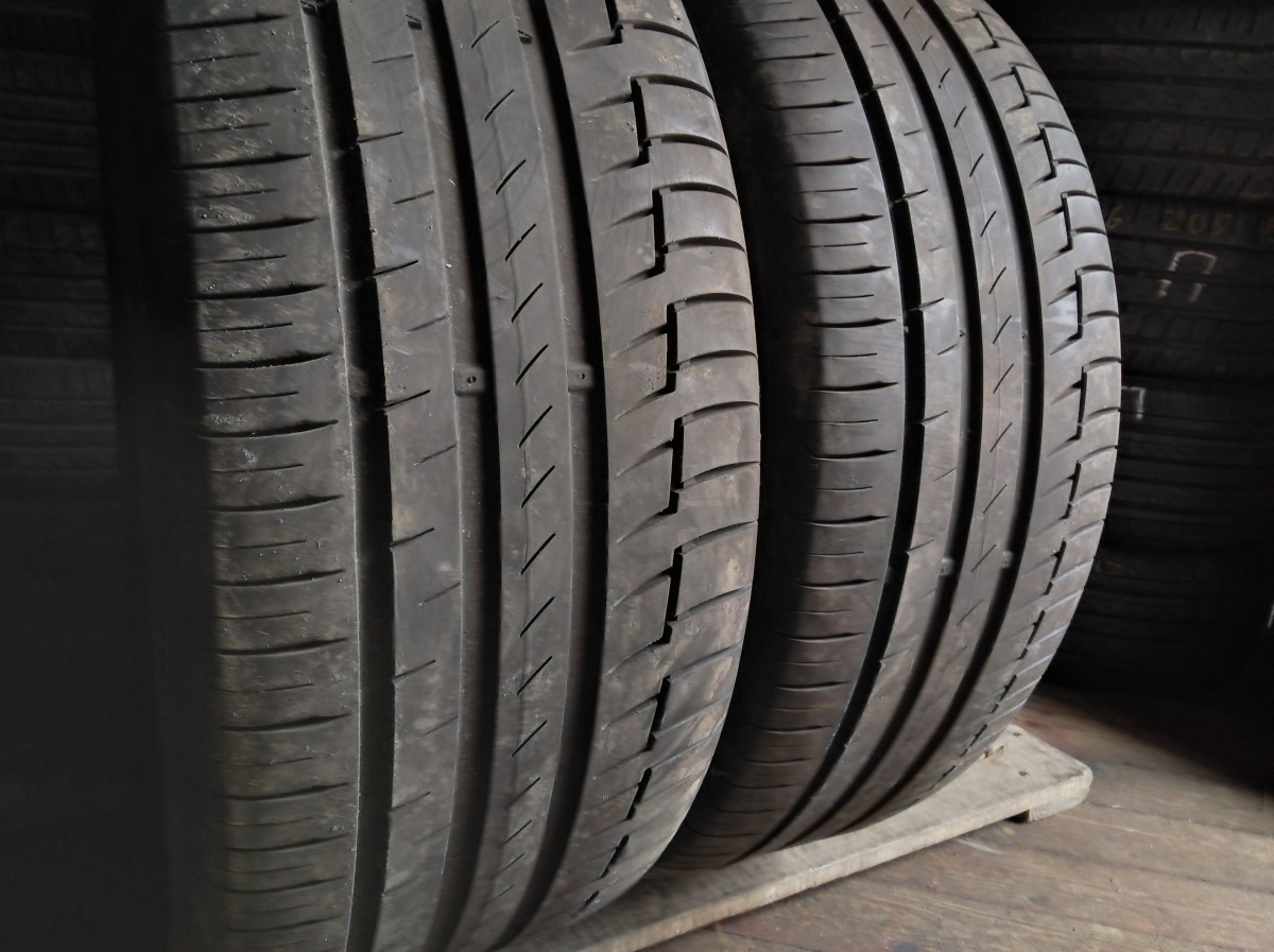Continental PremiumContact 6 245/50R 18