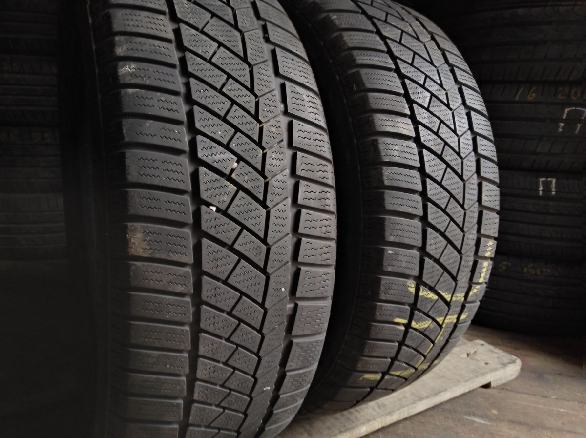 Continental ContiWinterContact TS 830P 205/55R 17