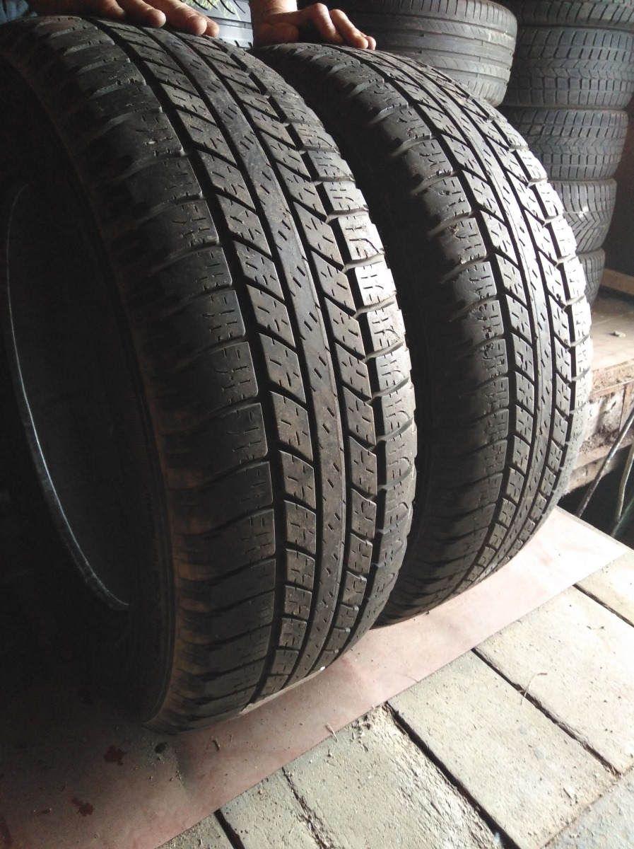 GoodYear Wrangler all weather 245/60R 18