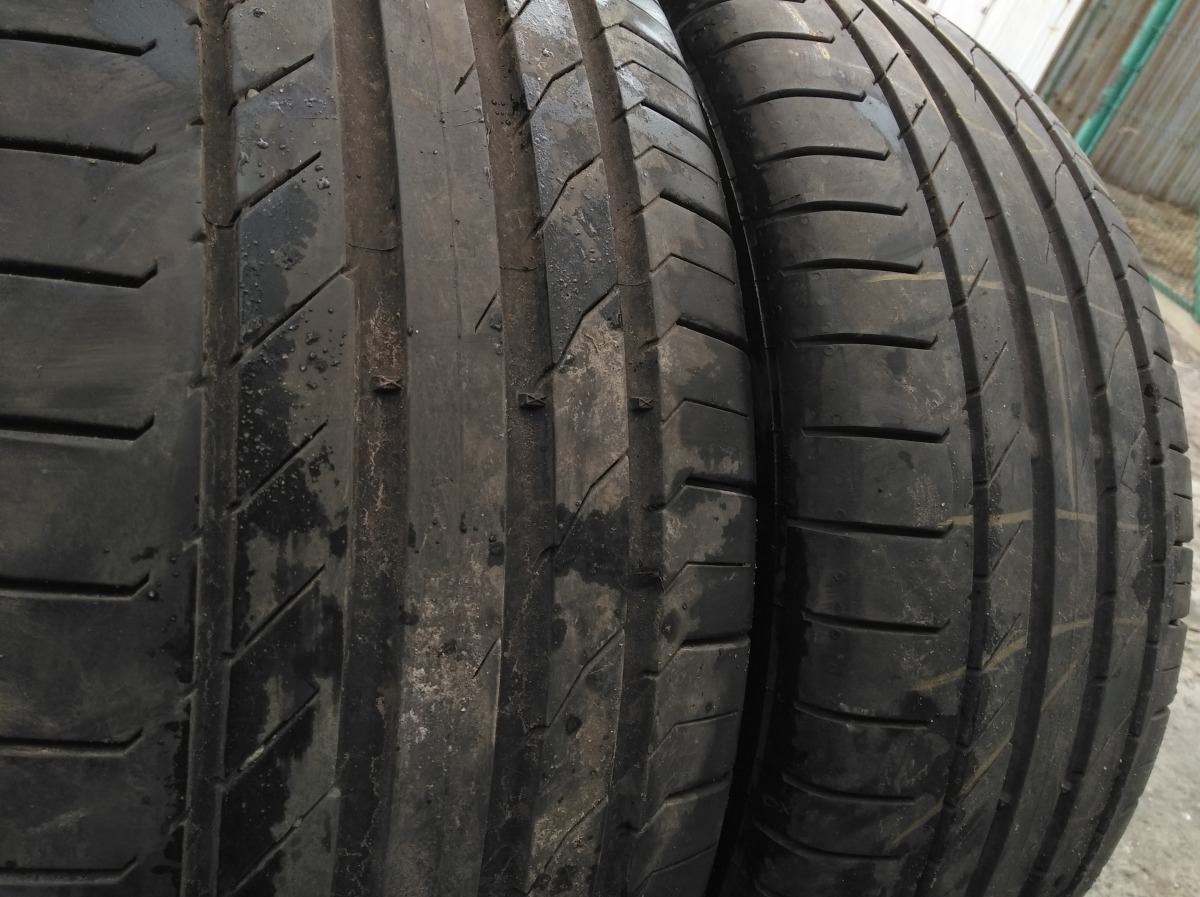 Continental ContiSportContact 5 235/55R 18