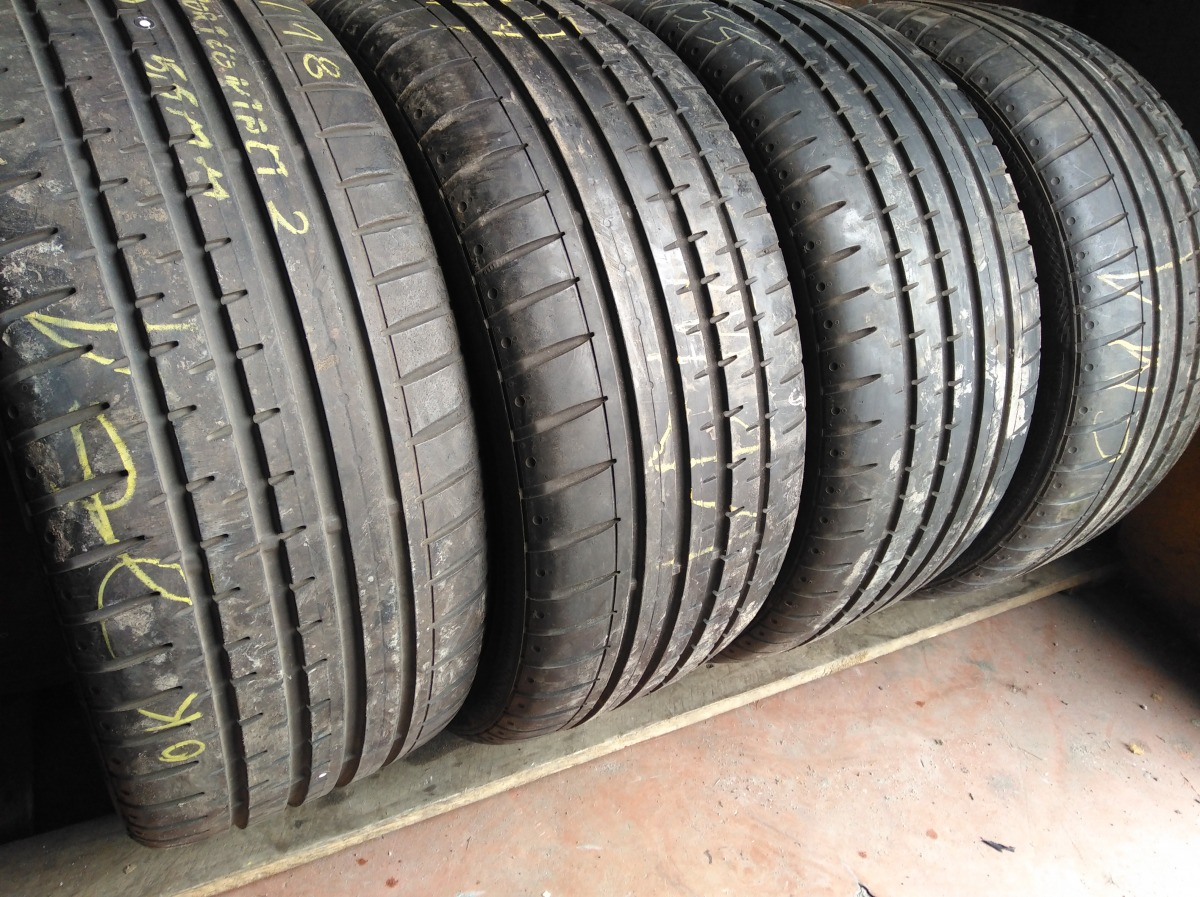 Continental SportContact 2 235/40R 18