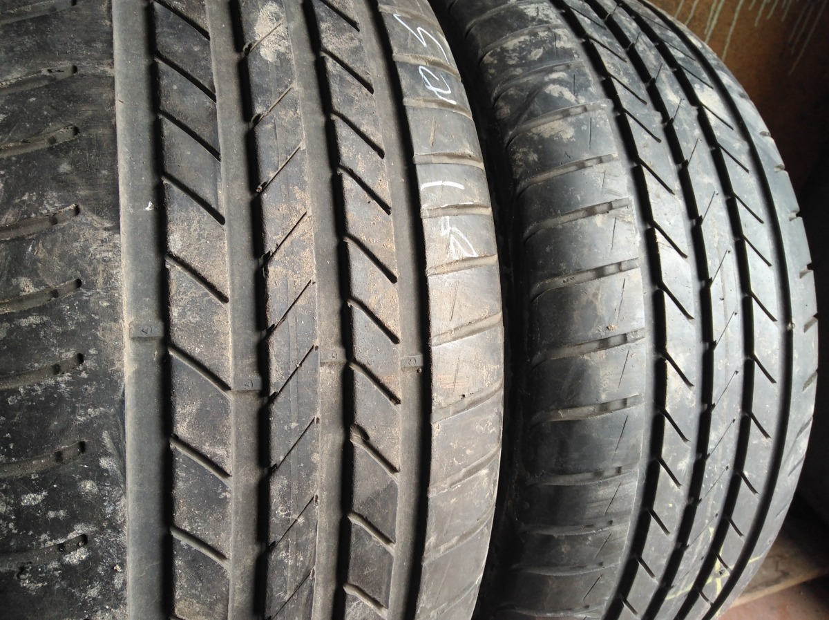 GoodYear Efficient Grip RFT 245/50R 18