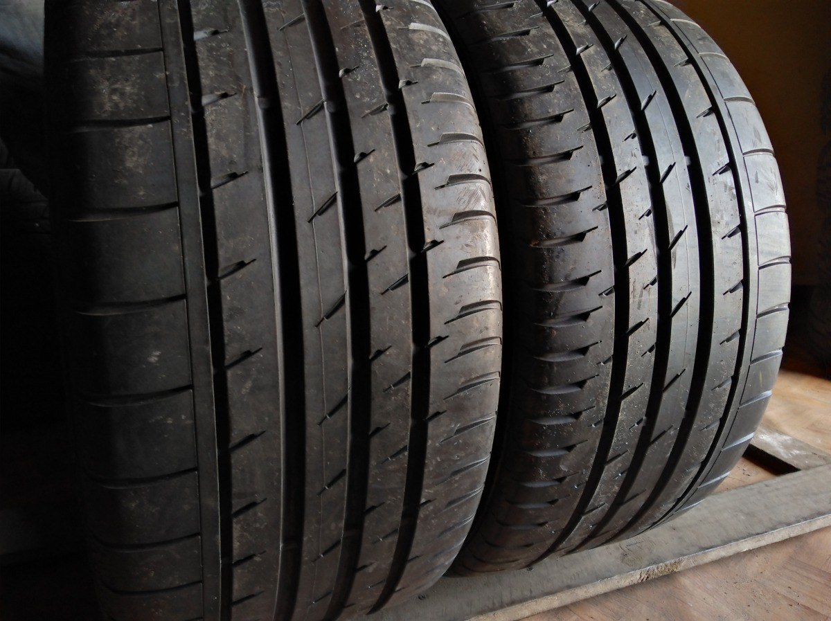 Continental ContiSportContact 3 265/40R 18