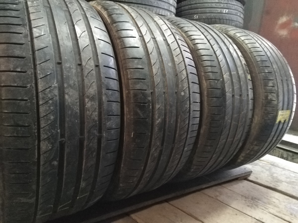 Continental ContiSportContact 5. 255/40R 19
