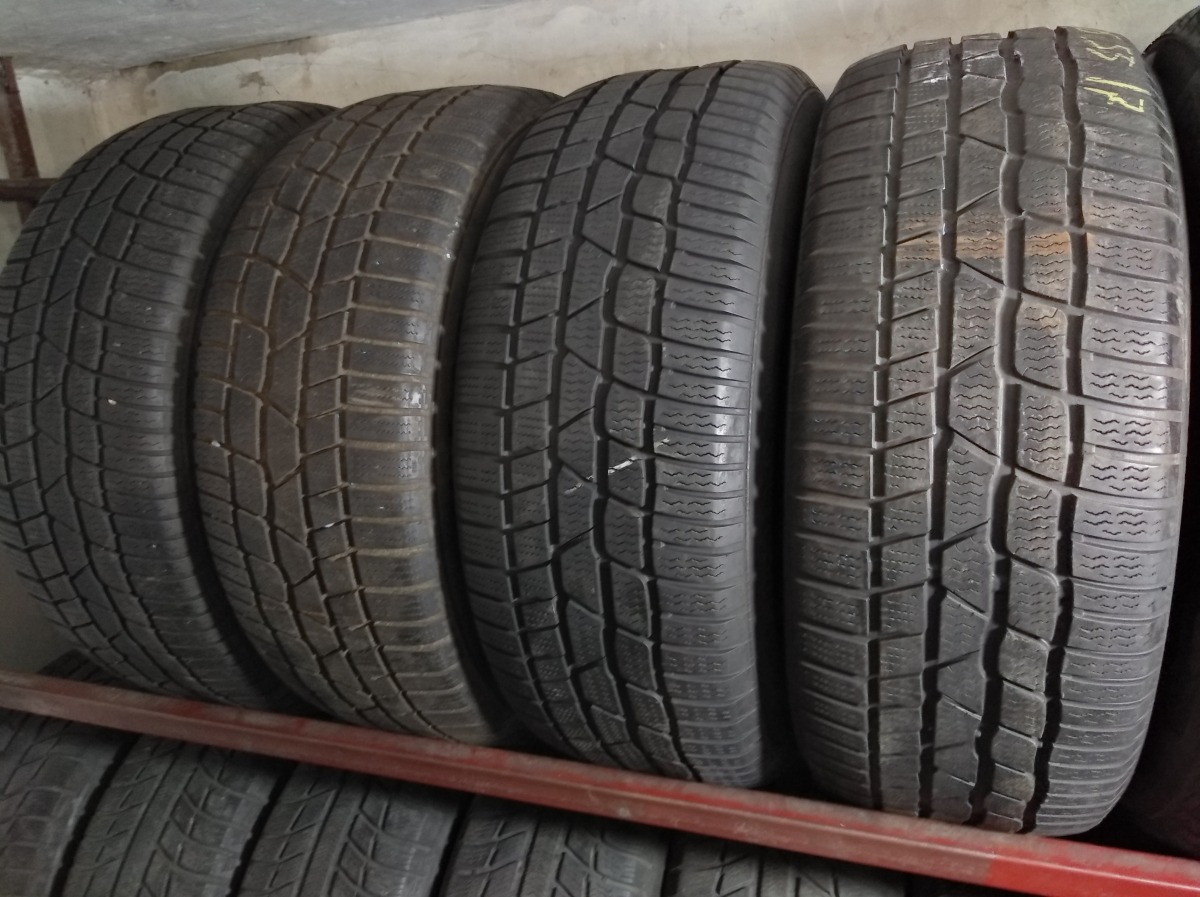 Continental ContiWinter Contact TS 830 P 225/55R 17