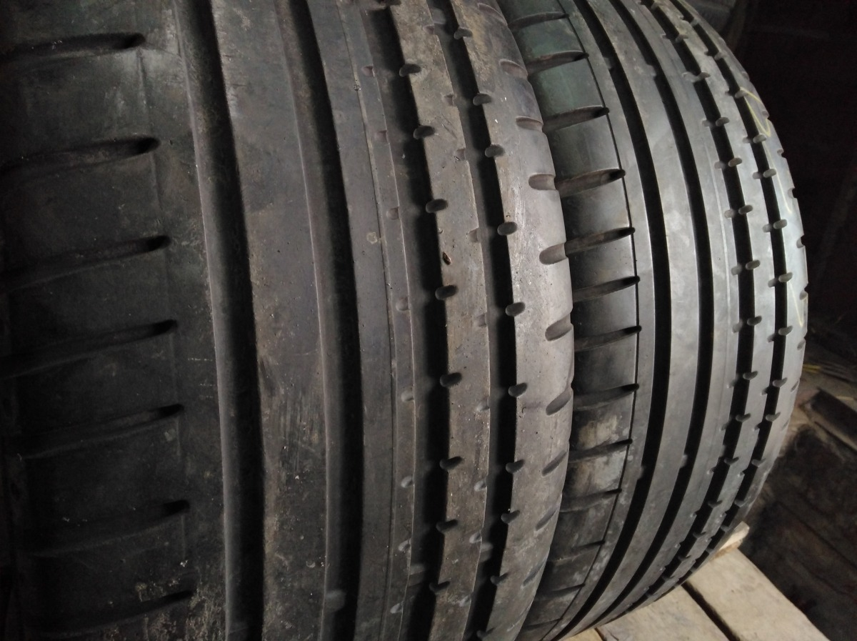 Continental Sport Contact 2 245/45R 17