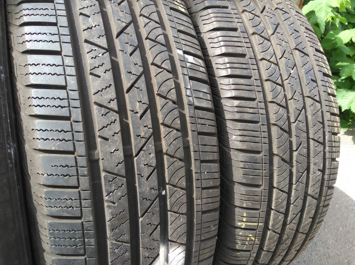 Continental Cross Contact 225/65R 17
