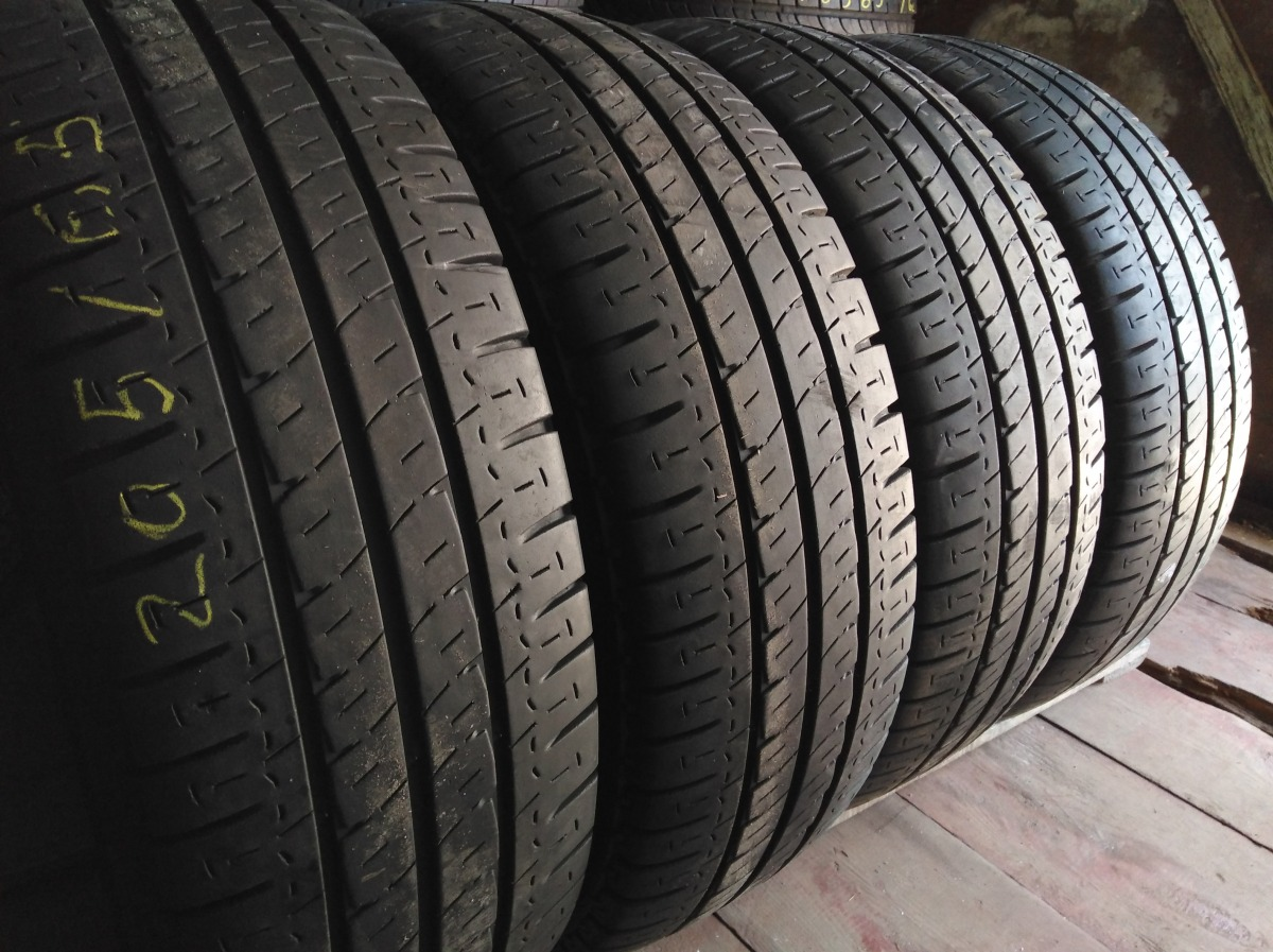 Michelin Agilis 205/65R 16C