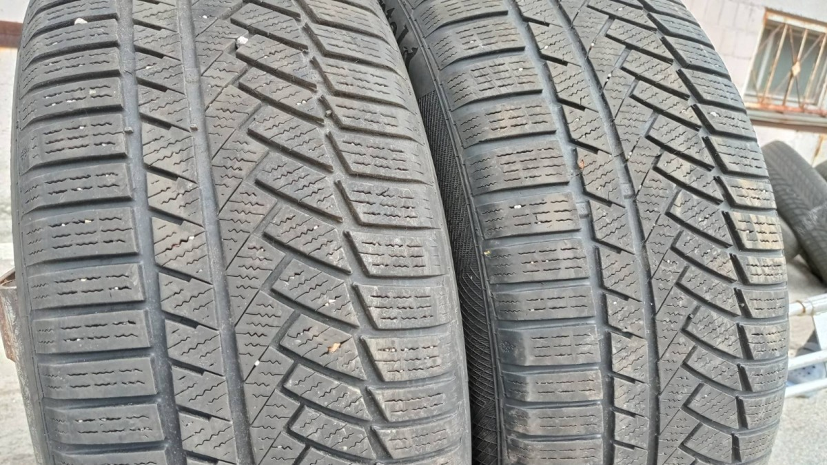 Continental Winter Contact TS 850 255/50R 19