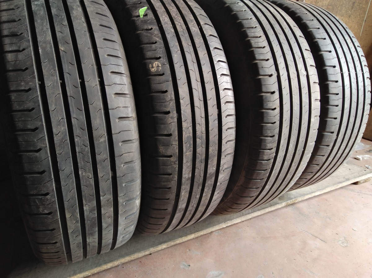 Continental ContiEcoContact 5 205/60R 16
