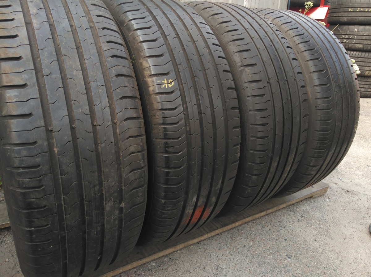 Continental ContiEcoContact 5 205/55R 16