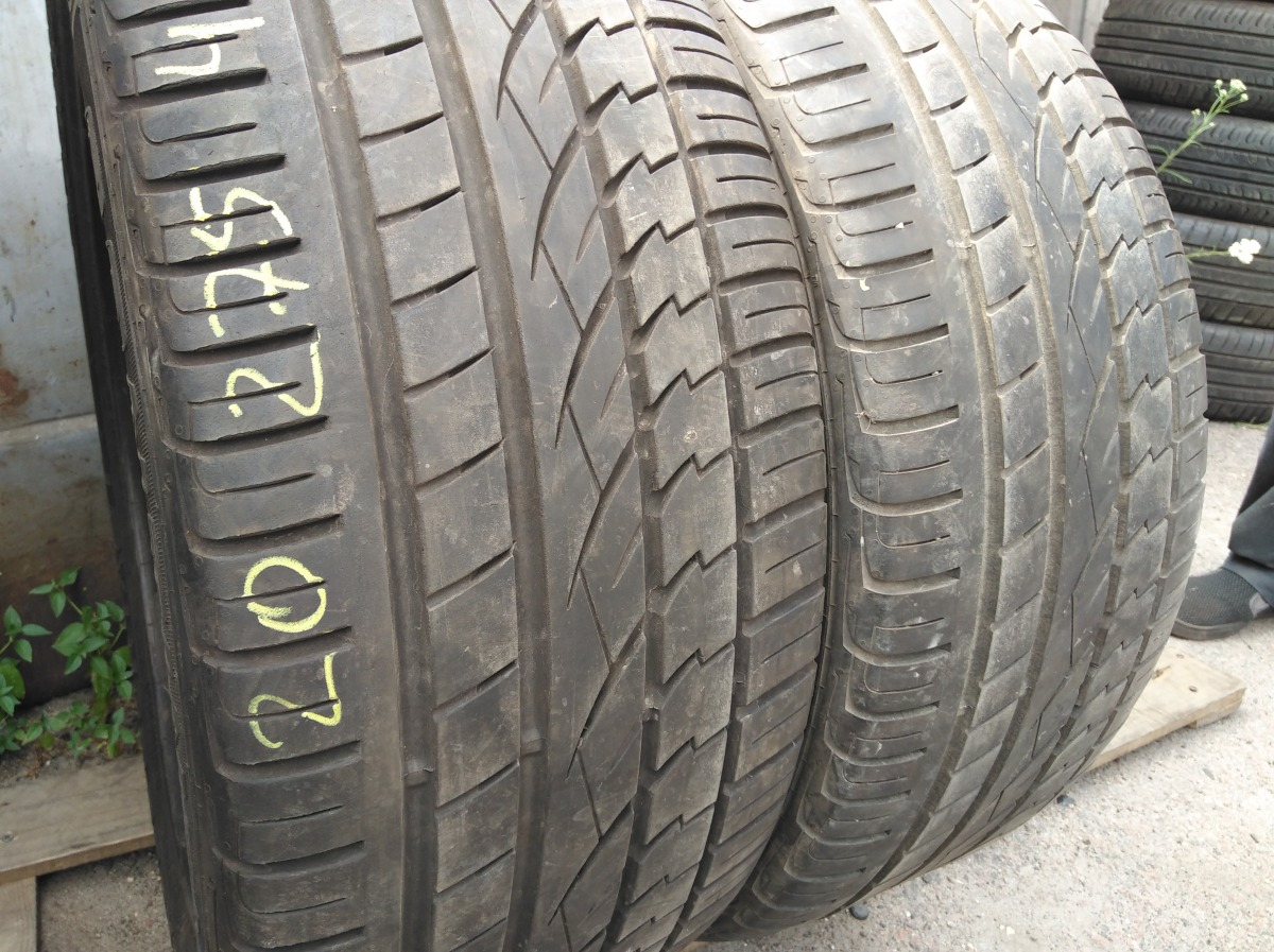 Continental ContiCrossContact  UHP 275/45R 20