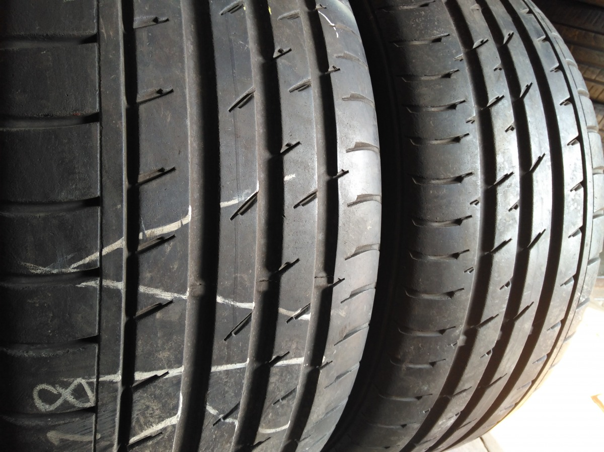 Continental ContiSportContact 3 245/40R 18