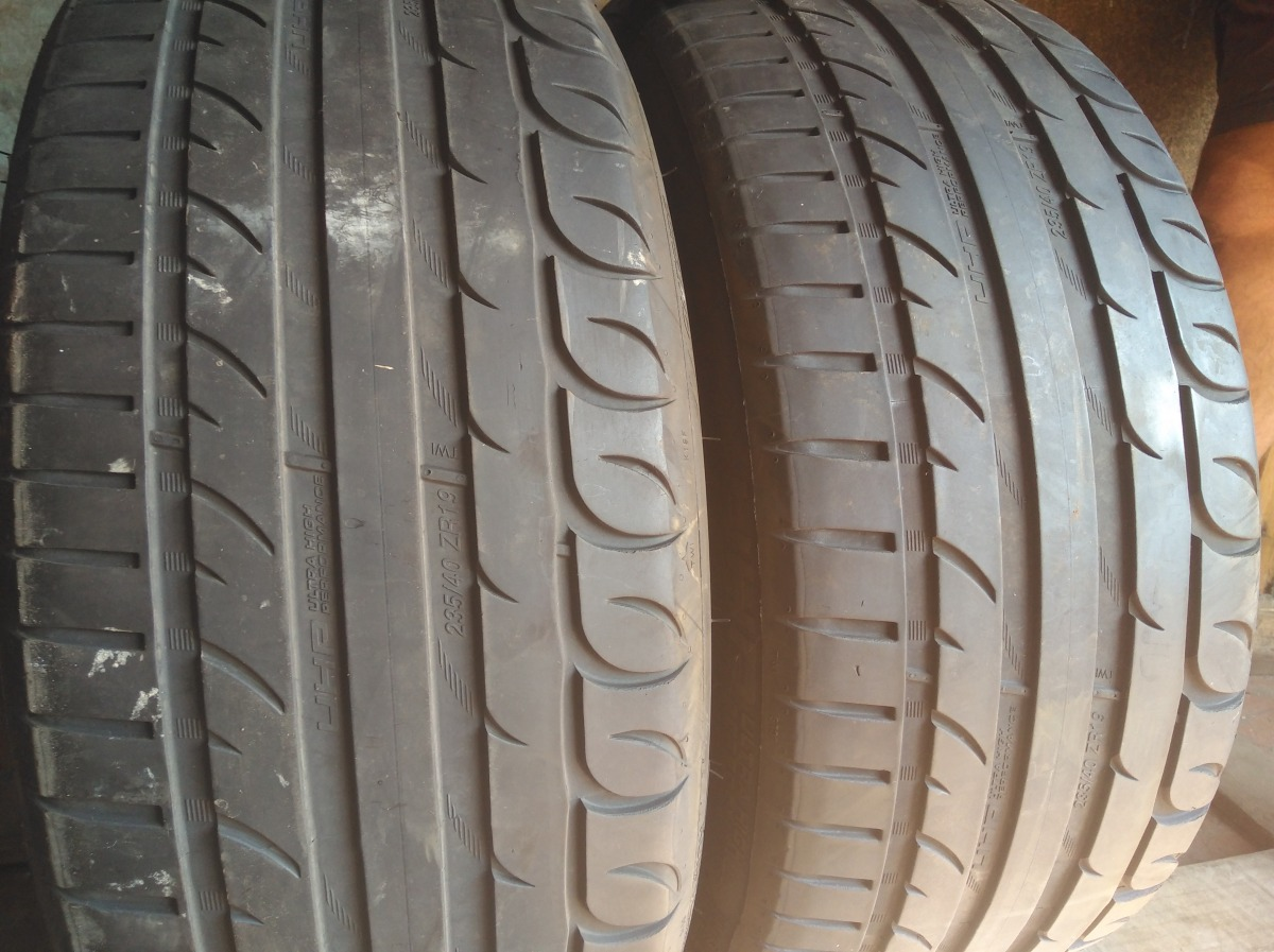 Tigar UHP Perfomance 235/40R 19
