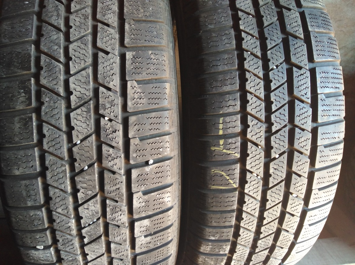 Continental Cross Contact Winter 235/55R 19
