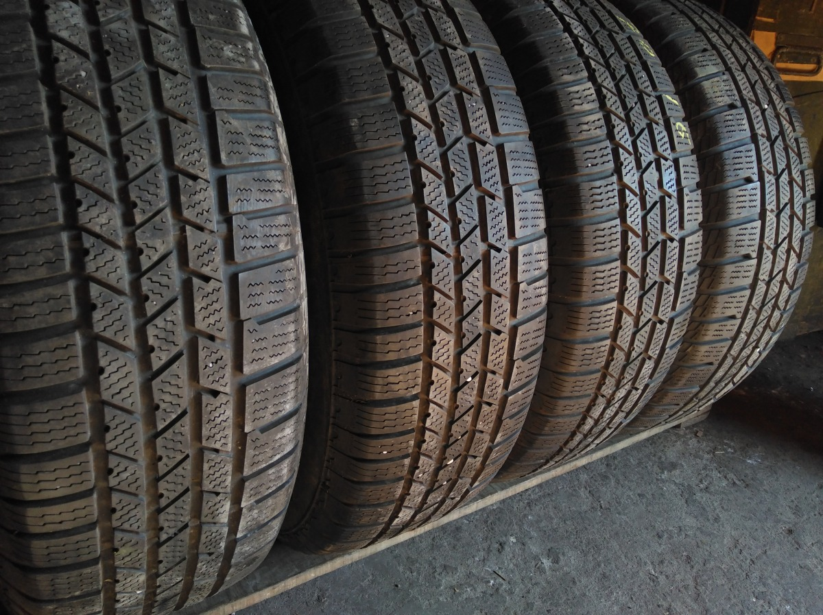 Continental CrossContactWinter 225/70R 16