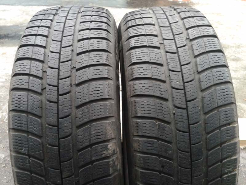 Michelin Pilot Alpin PA 2 215/55R 16