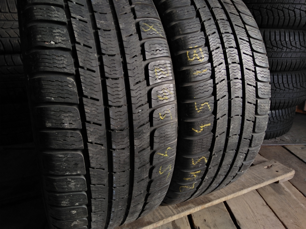 Michelin Pilot Alpin PA 2 245/45R 18