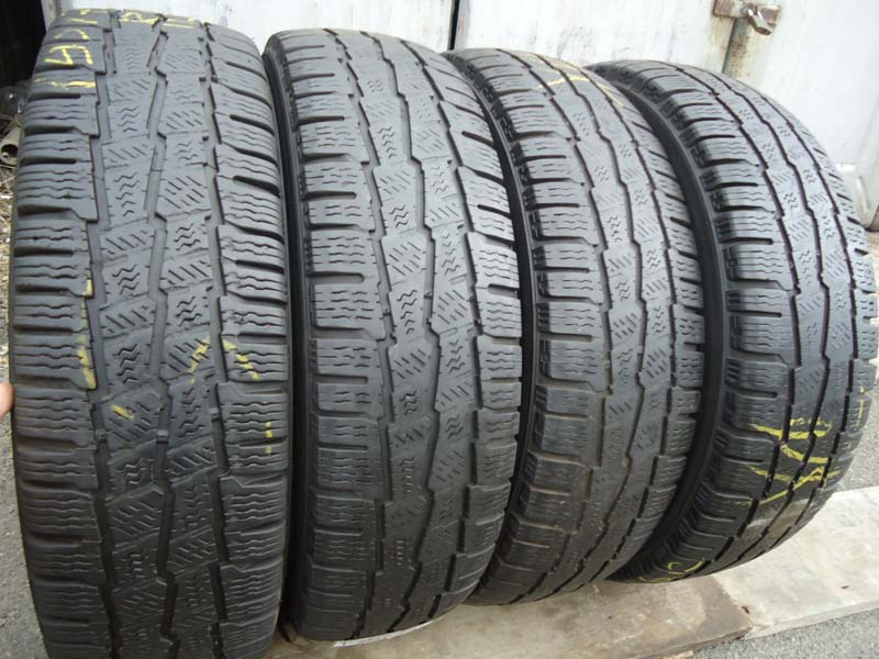 Michelin Agilis Alpin 195/75R 16C