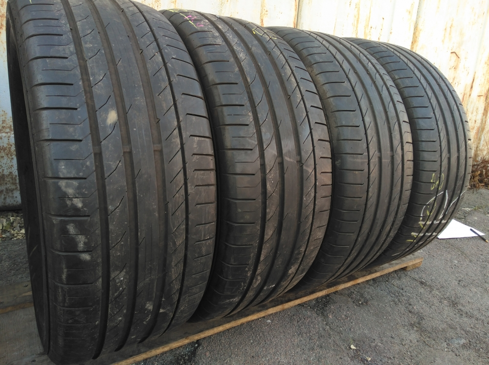 Continental ContiSportContact 5 255/55R 18