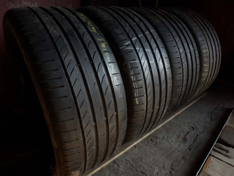 Continental ContiSportContact 5 235/40R 18