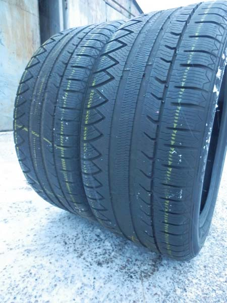Michelin Pilot Alpin 255/45R 18