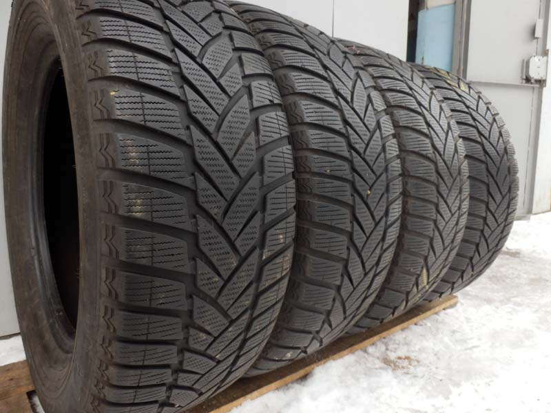 Dunlop SP Winter Sport M 3 265/60R 18