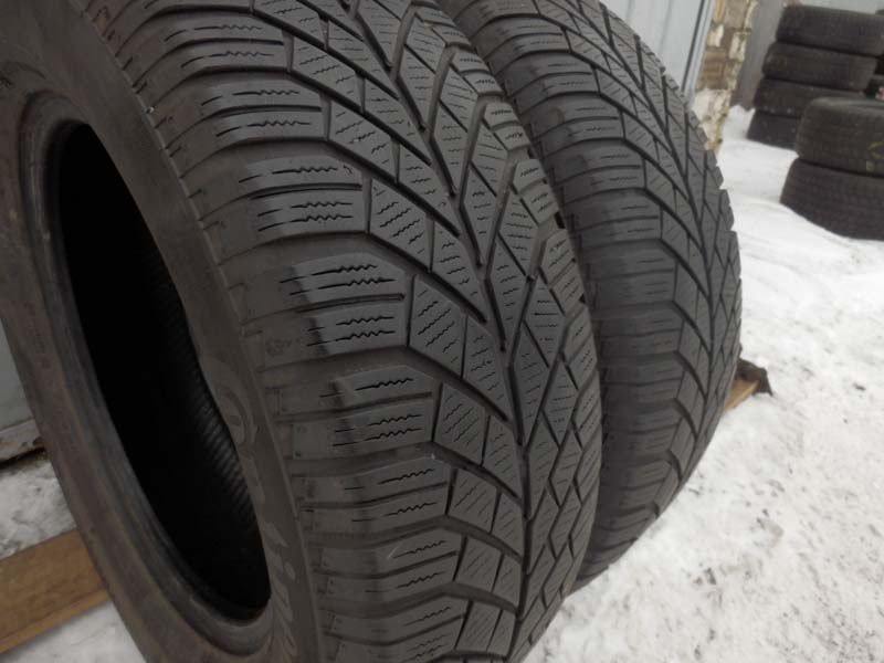 Continental ContiWinterContact 205/65R 15
