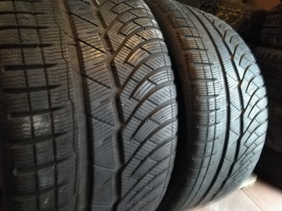 Michelin Pilot Alpin PA 4 265/35R 19