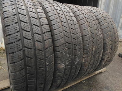 Continental Vanco Winter 2. 225/75R 16C