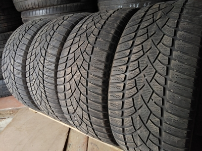 Dunlop Sp Winter Sport 3D. 255/40R 19