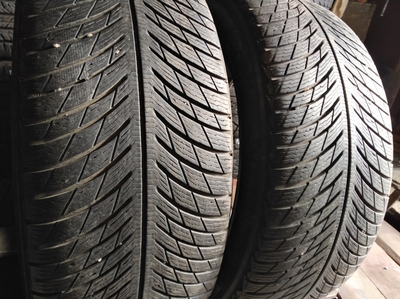 Michelin Pilot Alpin 5 suv 255/50R 19