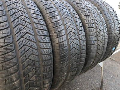 Pirelli Scorpion Winter 255/55R 19