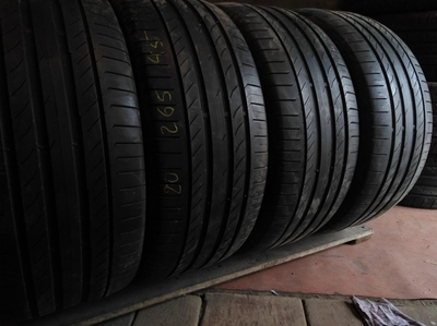 Continental ContiSportContact 5 265/45R 20