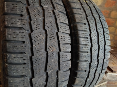 Michelin Agilis Alpin 205/65R 16C
