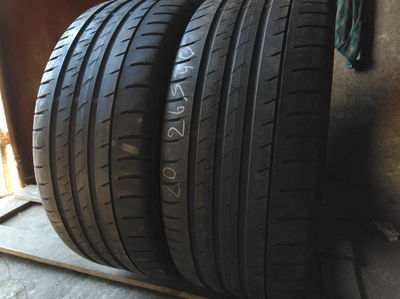 Continental ContiSportContact 3 265/40R 20